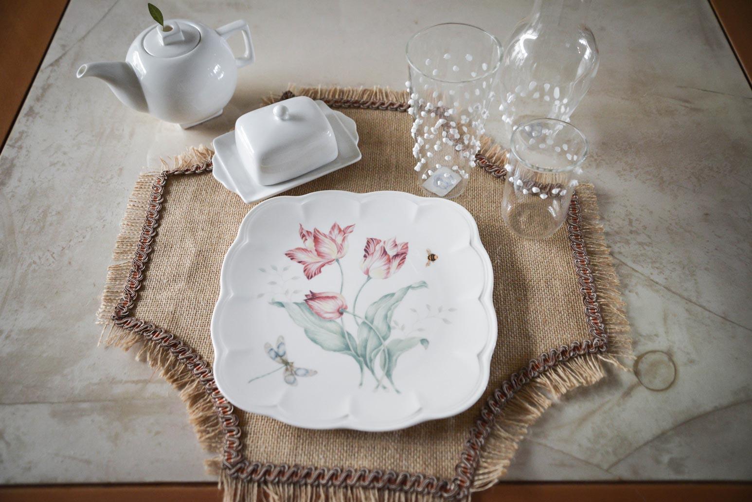 Tableware, Veronica Mishaan