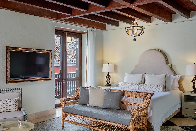 Hotel Capellán de Getsemaní, Cartagena Colombia, Veronica Mishaan
