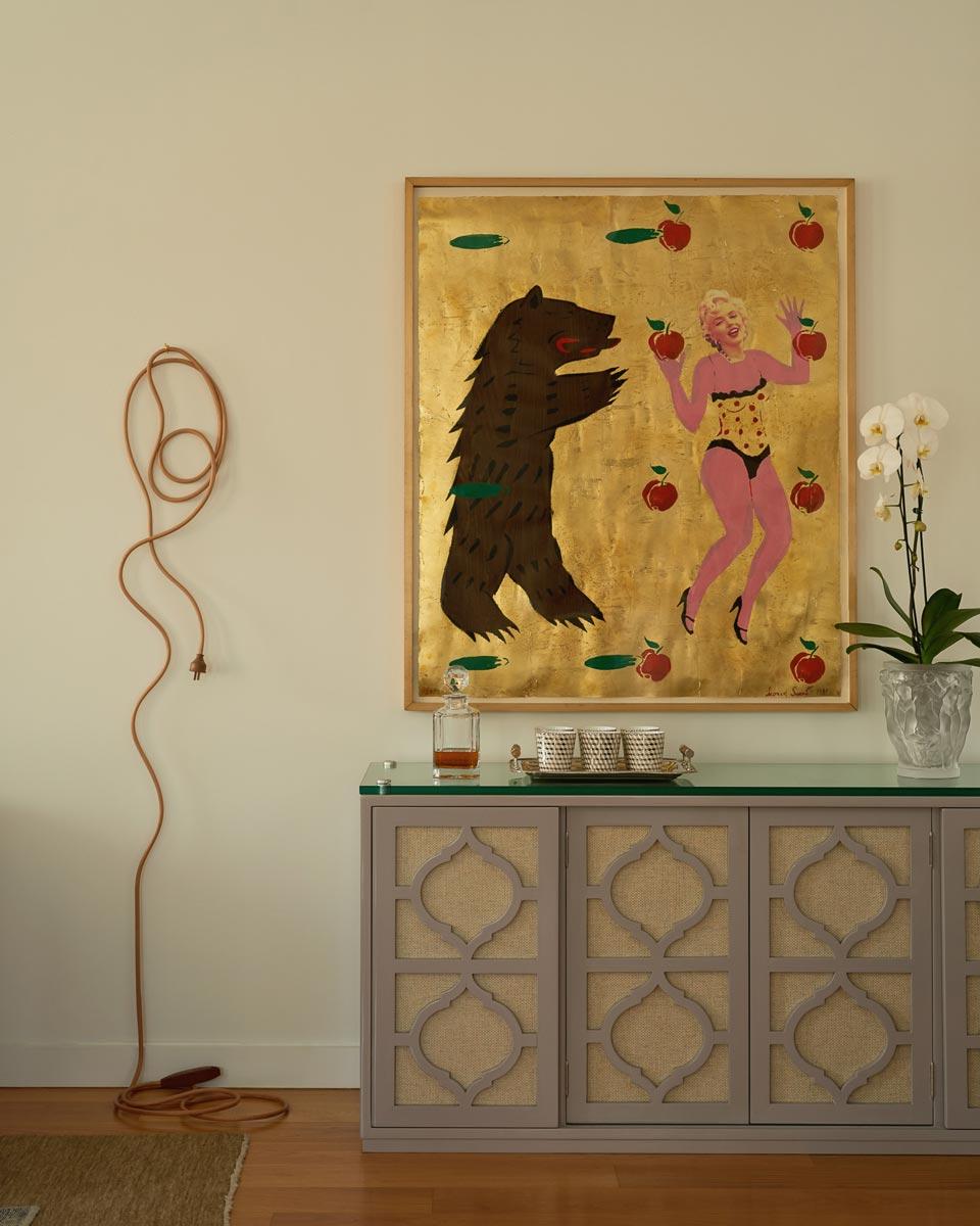 Tribeca Apartment, NYC, USA, Veronica Mishaan