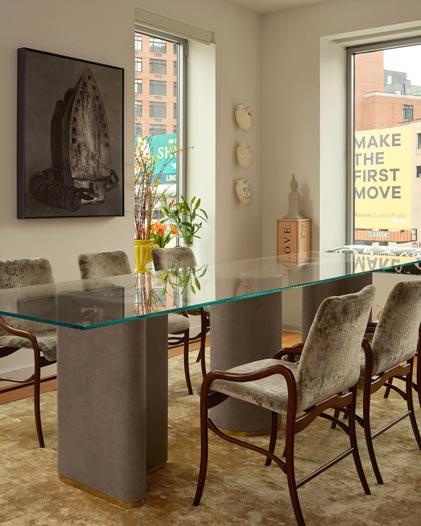 Dining Room, Veronica Mishaan