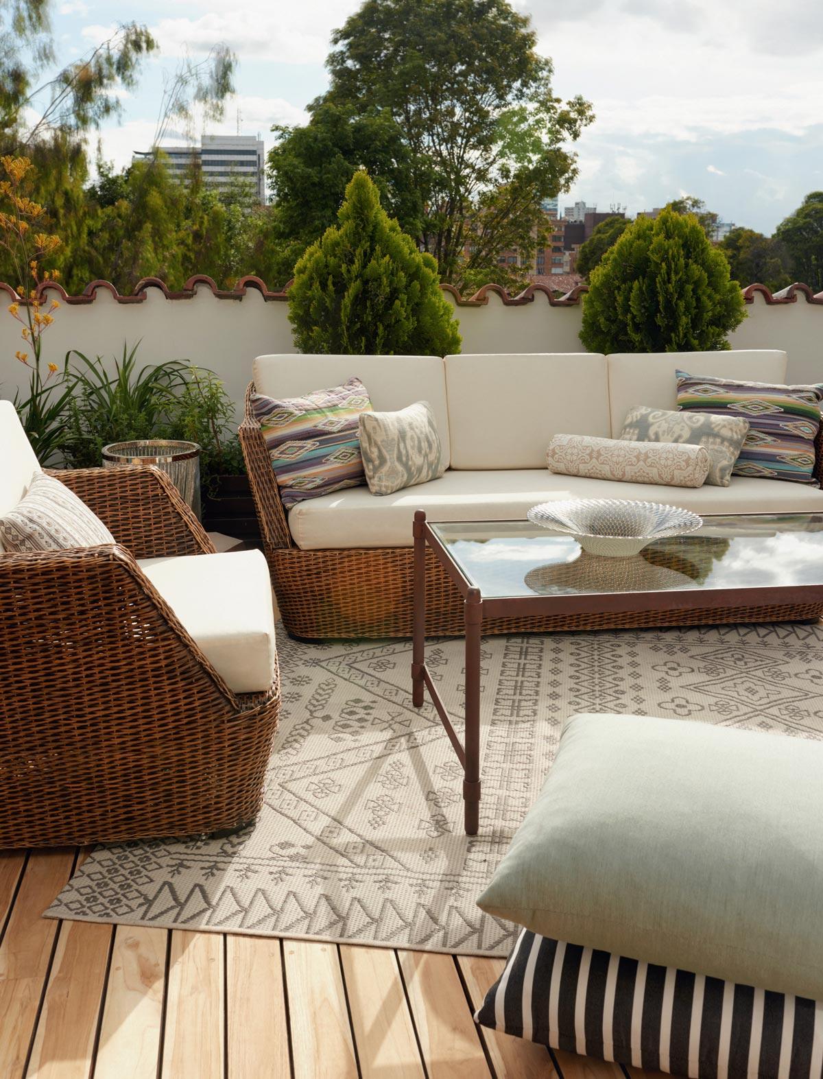 Penthouse Apartment, Bogota, Colombia, Veronica Mishaan
